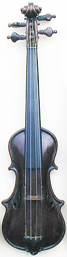 Dancemaster Violin, Pochette, Baroque, ~1700