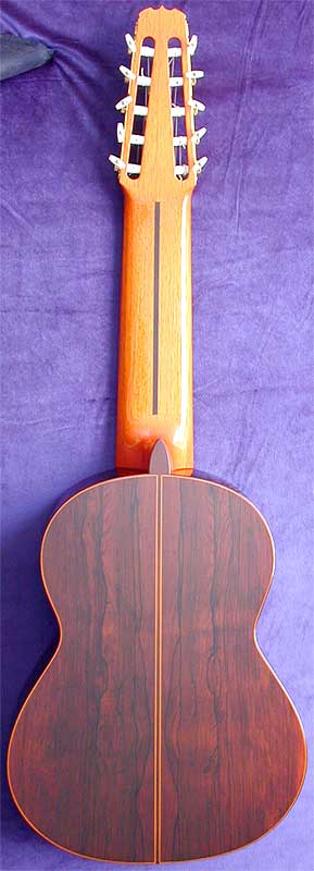 Early Musical Instruments, Classical Guitar by Jos� Ramirez dated 1972