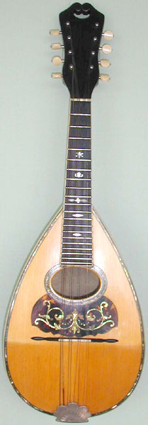 Early Musical Instruments, antique Mandolin by C. F. Martin