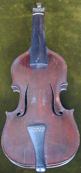 Early Musical Instruments, antique Streichzither, Viola da Gamba Cittern by R. D.