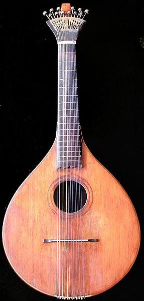 how to play fado guitar