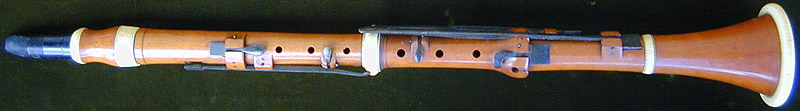 Early Musical Instruments, antique Clarinet by Anonymous