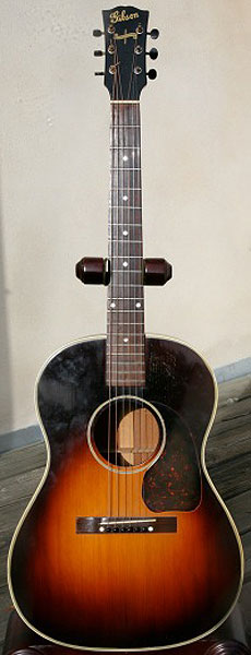 Early Musical Instruments, Acoustic Guitar by Gibson L-00