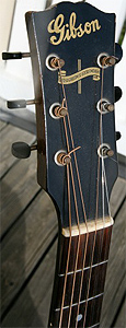 Early Musical Instruments, Acoustic Guitar by Gibson L-00h