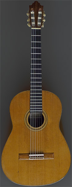 Early Musical Instruments, Classical Guitar by Michael Thames